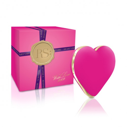Rianne S - Heart Vibe French Rose