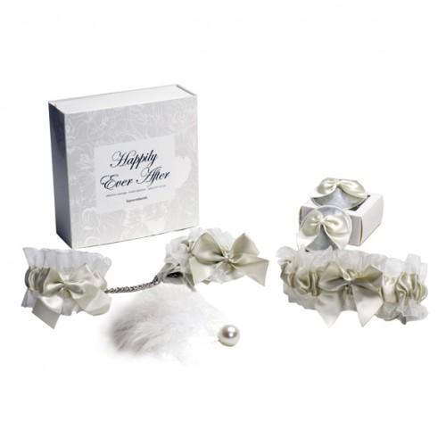 Erotyczny zestaw prezentów ślubnych -...