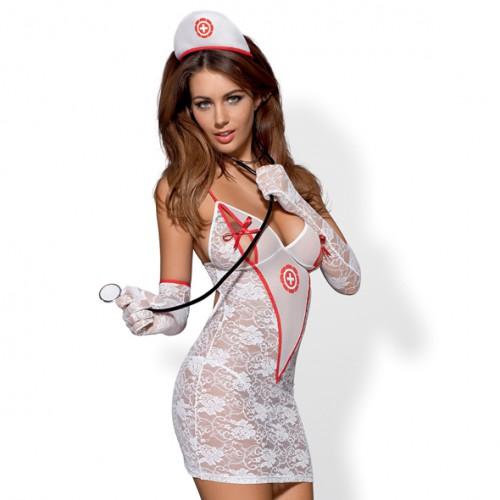 Kostium pielęgniarka S/M - Obsessive...