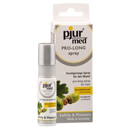 Spray przedłużający erekcję Pjur MED...