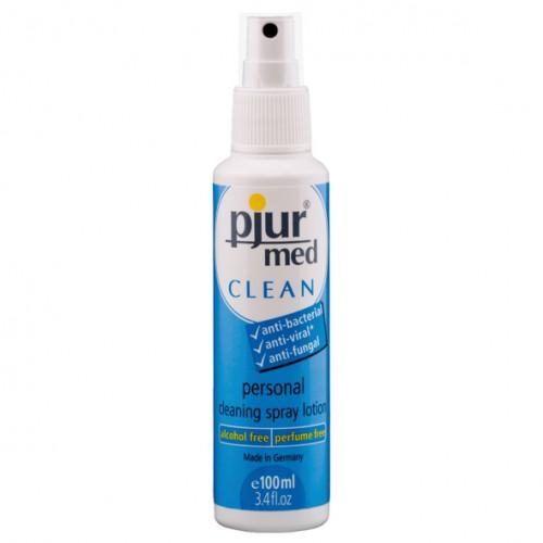 Spray czyszczący - Pjur MED CLEAN...