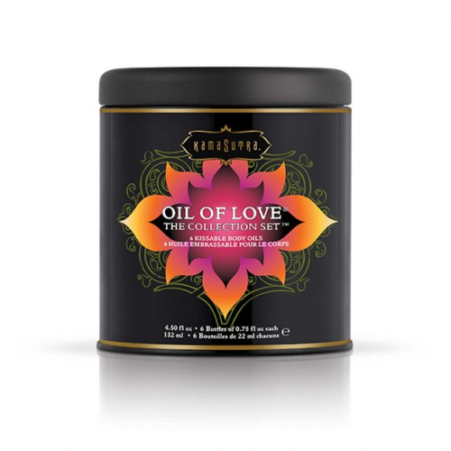 Zestaw olejków - Kama Sutra Oil of...