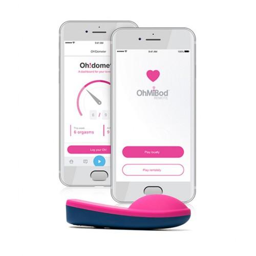 Masażer - OhMiBod blueMotion App...