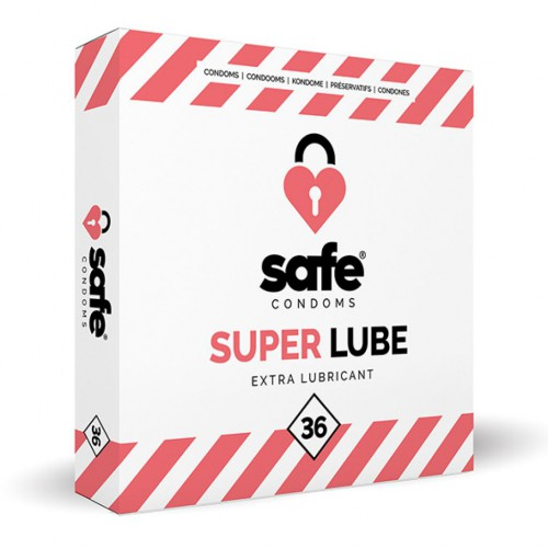Prezerwatywy - Safe Super Lube...