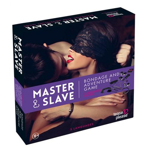 Gra erotyczna z akcesoriami - Master...