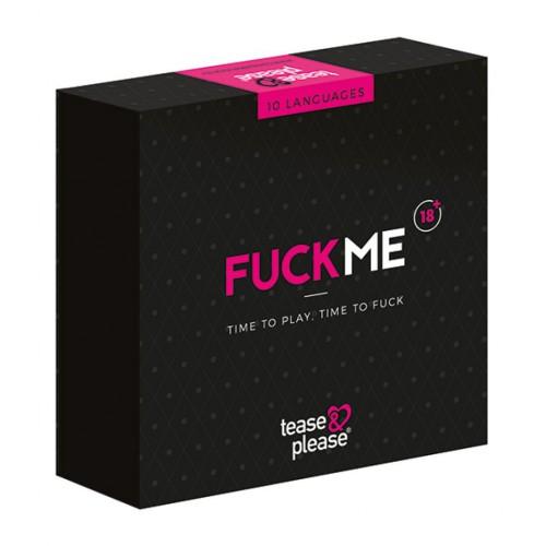 Gra erotyczna z akcesoriami - FUCKME...