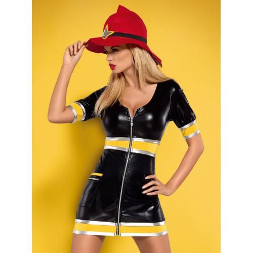 Obsessive - Firegirl kostium...