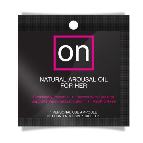 Olejek stymulujący dla kobiet -...