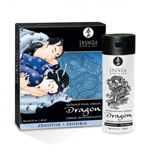 Krem stymulujący - Shunga Dragon...