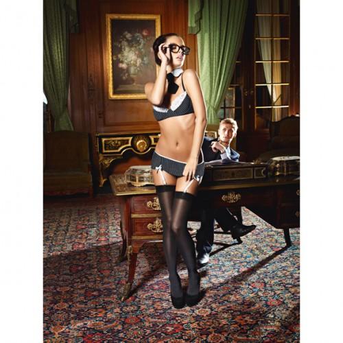 Przebranie sekretarka S/M - Baci Sexy...