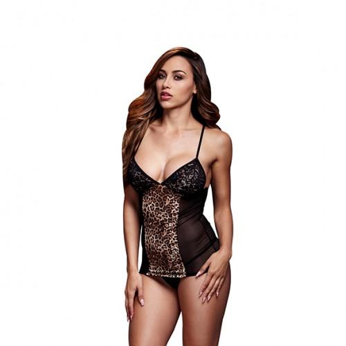 Koszulka One Size - Baci Leopard...