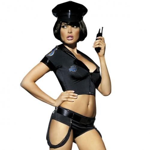 Kostium policjantka S/M - Obsessive...