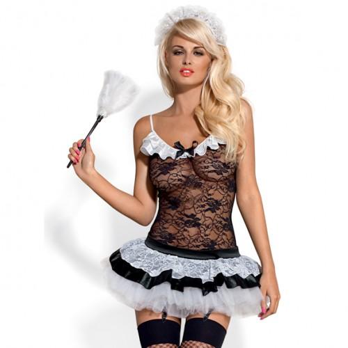 Kostium pokojówka L/XL - Obsessive...
