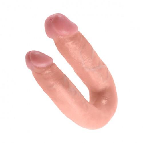 Penis dildo podwójny - King Cock...