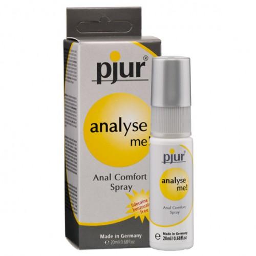 Spray analny znieczulający - Pjur...