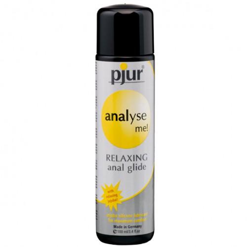 Środek analny silikonowy - Pjur...