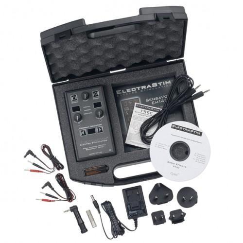 Elektrostymulator - ElectraStim Sensavox