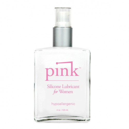 Lubrykant silikonowy - Pink Silicone...