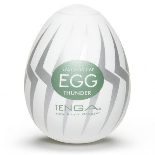 Tenga Egg Thunder - Jajka do...