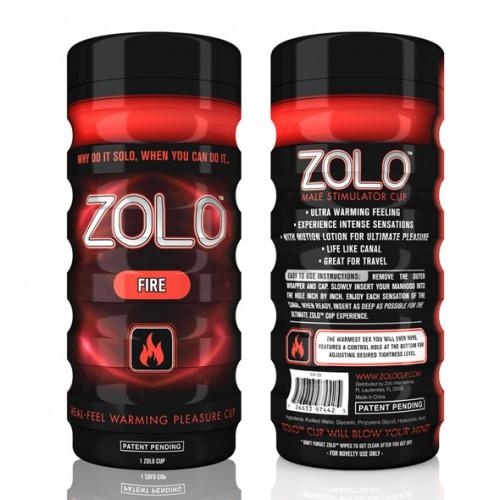 Masturbator - Zolo Fire Cup...