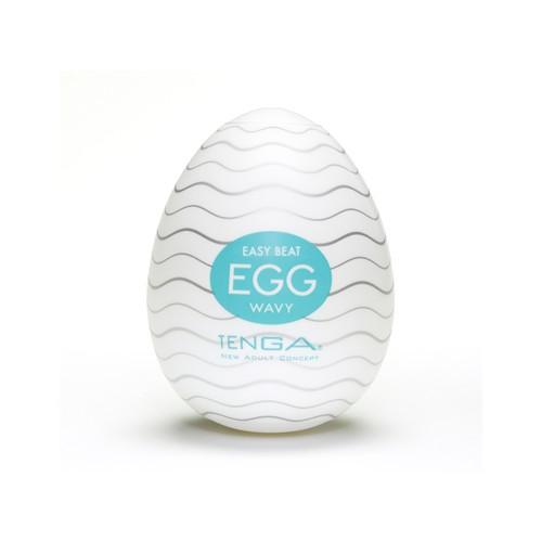 Tenga Egg Wavy - Jajka do masturbacji...