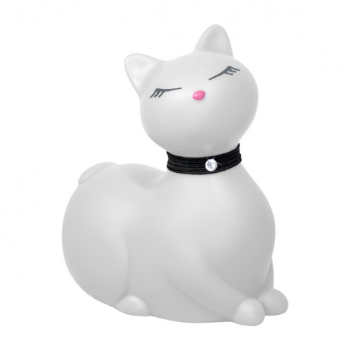 Masażer intymny - I Rub My Kitty | White