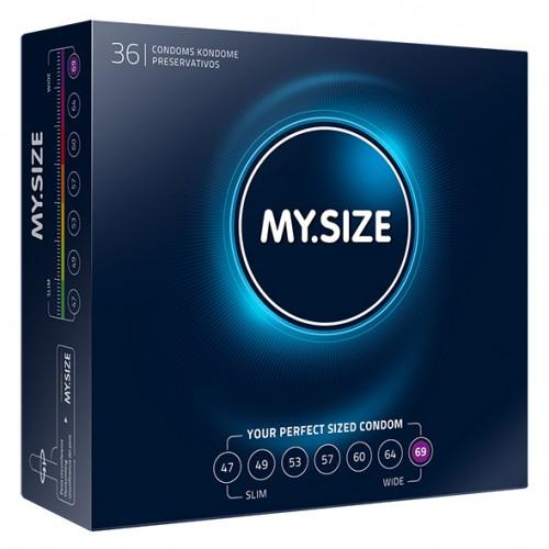 My Size. Prezerwatywy na wymiar -...